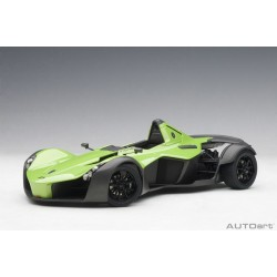 Autoart 18114 1/18 BAC MONO (GREEN METALLIC) 2011